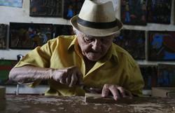 Cais do Sertão recebe J.Borges para live na Semana do Patrimônio Cultural (Gabriel Melo Arq DP)