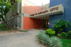 Aplicação da UFPE é a segunda melhor escola da rede pública do Brasil (Foto: Alexandre Gondim/Arquivo DP)
