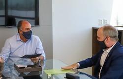 Fernando Bezerra Coelho reforça atos de campanha de aliados na RMR (Foto: Instagram/Reprodução)
