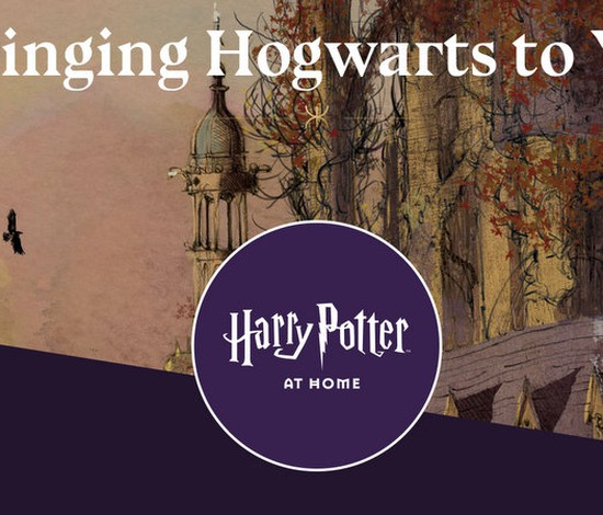 Autora de Harry Potter, J.K. Rowling cria site para fãs em quarentena (Divulgação)