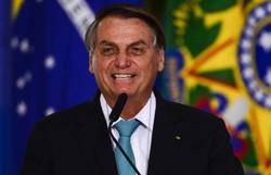 Bolsonaro: 'Falaram que eu menti para a CPI, que estava entupido' (crédito: Marcelo Camargo/Agência Brasil)