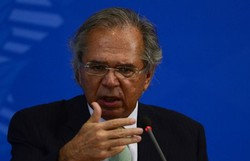 Guedes anuncia 'debandada' e saída de dois secretários especiais da Economia (Foto: Marcello Casal Jr/Agência Brasil)