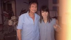 Ex-The Voice, Tamara Angel nega namoro com Roberto Carlos (Foto: Reprodução/Instagram)