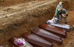 Brasil registra 2.383 novas mortes por Covid-19 e totaliza 430 mil óbitos (Foto: Michael Dantas/AFP )