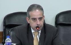 Secretário-adjunto da Cultura é exonerado pelo governo pela segunda vez (Foto: TV OAB-SP/Reprodução)