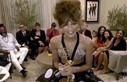 Zendaya entra para a história ao ganhar Emmy de Melhor Atriz de Drama aos 24 anos (Foto: The Television Academy e ABC Entertainment/AP)