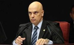 Alexandre de Moraes rejeita ação de Eduardo Cunha na Justiça do DF (Foto:Carlos Moura/ SCOSTF)