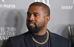 Candidatura de Kanye West tem apoio de Kim Kardashian, mas vira piada entre famosos (Foto: Angela Weiss / AFP)