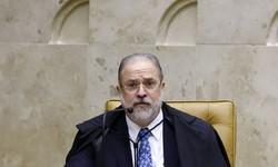 Aras militariza Ministério Público e abre canais com os órgãos de informações (Foto: Rosinei Coutinho/SCO/STF )