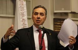Barroso defende lista tríplice obrigatória para escolha do PGR (Foto: Fernando Frazão/Agência Brasil)