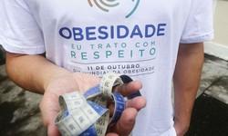 IBGE: obesidade mais do que dobra na população com mais de 20 anos (Foto: Sec. de Saúde do Estado do Rio de Janeiro / Divulgação)