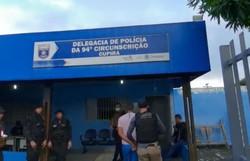 Polícia faz operação contra organização suspeita de tráfico e homicídios em Cupira (Foto: Reprodução/PCPE.)