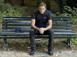 Recuperação de Navalny levará muito tempo, afirma porta-voz (Foto: Handout / Instagram account @navalny / AFP)