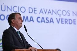 Bolsonaro investe em ação de marketing para desviar atenção de problemas (Foto: Marcos Corrêa/PR)