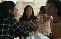 Malhação: Ellen, Lica e Tina discutem e afirmam que não são mais amigas. Confira o resumo desta terça