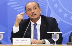 Onyx admite caixa dois da JBS e pagará R$ 189 mil para encerrar investigação (Foto: Valter Campanato/Ag. Brasil )