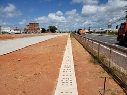 Maior parque urbano da RMR será inaugurado no fim do ano em Jaboatão (Foto: Peu Ricardo/DP.)