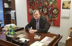 Senado aprova Nestor Forster para a embaixada do Brasil nos EUA (Foto: Itamaraty/Divulgação )