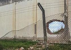 Cinco detentos são capturados e 22 continuam foragidos após fuga da Penitenciária de Limoeiro (Foto: Reprodução/Genival Paparazzi.)