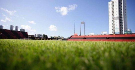 Última vez que rubro-negros estiveram no campo da Ilha, venceram o Santa Cruz  (Anderson Stevens/ Sport Recife )
