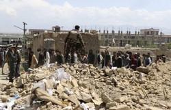 Explosão perto de escola afegã deixa ao menos 25 mortos e 52 feridos  (Foto: AFP)