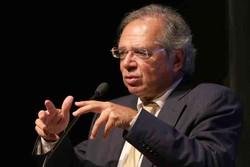 Guedes: teste massivo pode contribuir com retomada econômica após a crise (Wilson Dias/Agência Brasil)