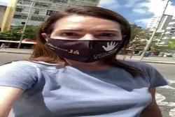 Patrícia Domingos denuncia precariedade do transporte público no Recife  (A candidata fez o trajeto de Setúbal, na Zona Sul do Recife, até o Centro da cidade. Foto: Reprodução)