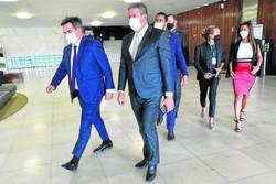 Lira designa aliados como relatores para aprovar reformas prometidas pelo governo (Foto: Ed Alves/CB/D.A Press)