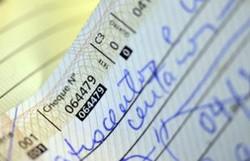 Regra de devolução de cheque criada para pandemia se torna permanente (Foto: Agência Brasil)