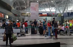 Estudantes do Ganhe o Mundo antecipam retorno da Espanha devido à pandemia  (Foto: Procon-PE)