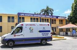 Duas suspeitas de coronavírus são descartadas em PE (Foto: Leandro de Santana/ Esp. DP)