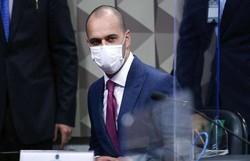 Diretor da Prevent Senior na CPI: ex-médicos manipularam dados (foto: Agência Senado)