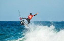 Surfe: Medina avança na Austrália e chega ao topo do ranking (Foto: Cait Miers)