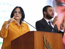 TCU suspeita de repasse de Damares sem licitação a empresa investigada (Foto: Julio Nascimento / PR)