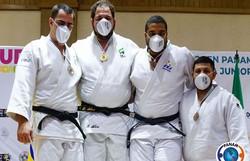 Judô brasileiro encerra Pan-Americano na ponta do quadro de medalhas (Panam Judo/ Divulgação)