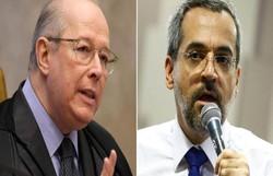 Celso de Mello encaminha cópia de inquérito a ministros do STF e destaca fala de Weintraub (Foto: Reprodução/Twitter)