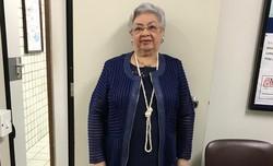Morreu a professora drª Nair Leone, vítima da Covid-19 (Foto: Reprodução)