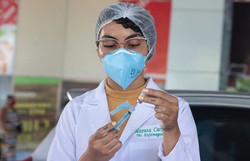 Olinda vacinará moradores contra a Covid-19 neste sábado (Foto: Divulgação)