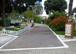Parque Euclides Dourado, em Garanhuns, será reaberto com horário reduzido (Foto: Secom/Garanhuns.)