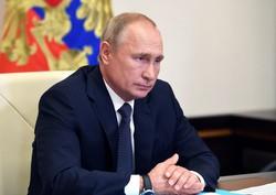 """Putin anuncia que Rússia desenvolveu a """"primeira"""" vacina contra o coronavírus (Foto: Alexey NIKOLSKY / SPUTNIK / AFP )"""