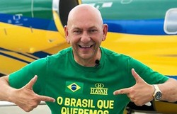 Alvo da PF, Luciano Hang nega fake news contra STF e cobra liberdade de expressão (Foto: Divulgação)