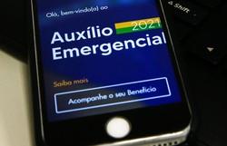 Caixa paga 3ª parcela do auxílio emergencial para nascidos em janeiro (Marcello Casal Jr/Agência Brasil)
