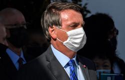 Na cúpula do clima, Bolsonaro diz que Brasil terá neutralidade climática até 2050 (Foto: Nelson ALMEIDA / AFP )