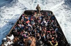 Reino Unido e França assinam acordo para impedir imigração ilegal (Foto: AFP/Taha Jawashi)