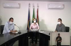 Caruaru sem festa de São João na rua e com novas medidas restritivas até junho (Reprodução/ Facebook)