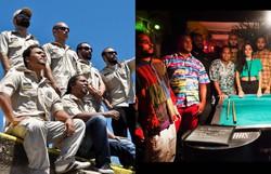 Disco reúne bandas independentes para relembrar a diáspora africana  (Foto: Divulgação)