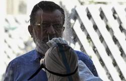 Mais de 60 milhões de indianos podem ter contraído a Covid-19, diz estudo (Foto: TAUSEEF MUSTAFA / AFP)