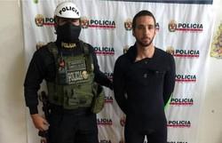 Medalhista do Pan fura quarentena para surfar, é preso e pede desculpa (Foto: Divulgação/PNP)