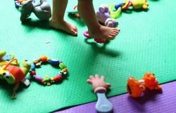 Campanha do shopping ETC  arrecada doações para atender crianças do NACC (Foto: Arquivo DP)