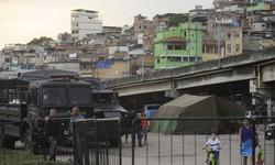 Rio tem mais operações policiais em áreas do tráfico do que de milícia (Foto: Fernando Frazão / Agência Brasil)